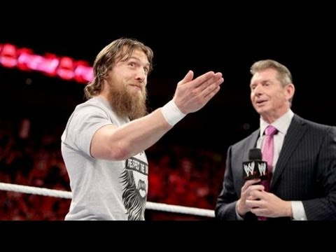 WWE RAW 7/29/13 Review / Can Daniel Bryan Beat John Cena At Summerslam 2013?
