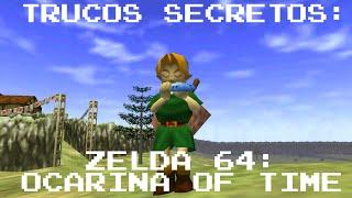 Trucos secretos: Zelda 64: Ocarina of Time - Retro Toro