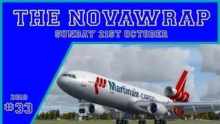 NovaWrap 21 October 2018