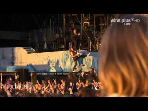 Iron Maiden - Iron Maiden - Moonchild - Live Rock Am Ring 2014 HD