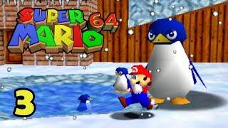 Super Mario 64 - Pinguim #3