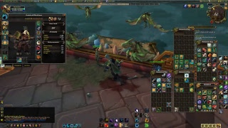 World of Warcraft: Battle For Azeroth Launch!!! HORDE LEVELING 110-120