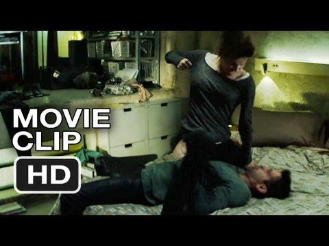 Total Recall Movie CLIP (2012) - Work - Colin Farrell Movie HD