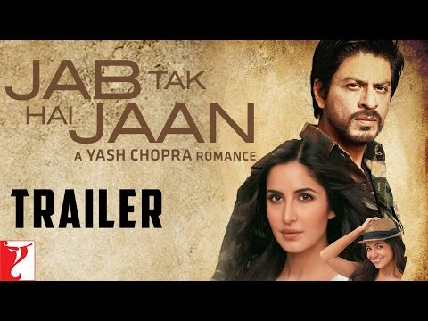 Jab Tak Hai Jaan - Trailer (with English Subtitles)