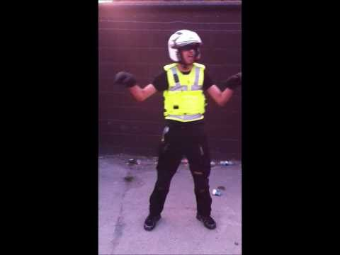 DANCE TO Muslamic Ray Guns - EDL Anthem - Incoherent Anger