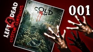 Left 4 Dead Custom Campaigns #001 - Cold Stream [deutsch] [720p]