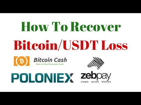 How To Recover Bitcoin/USDT Loss in Bitcoin Cash in Hindi/Urdu by Global Rashid