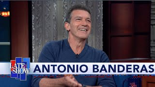 "Antonio Banderas May Bring A Spanish-Language ""Chorus Line"" To Broadway"