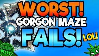 Worst team to get stuck at Gorgons... | Funny Destiny Vault of Glass