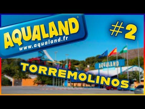 Aqualand Torremolinos Espagne Gopro