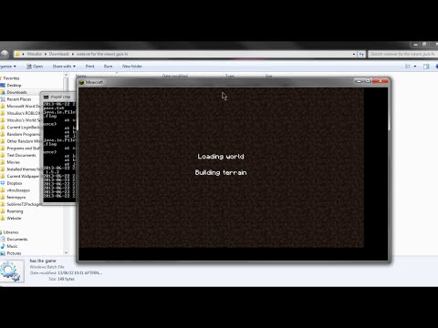 Minecraft - Java SE binary not responding [Possible fix!]