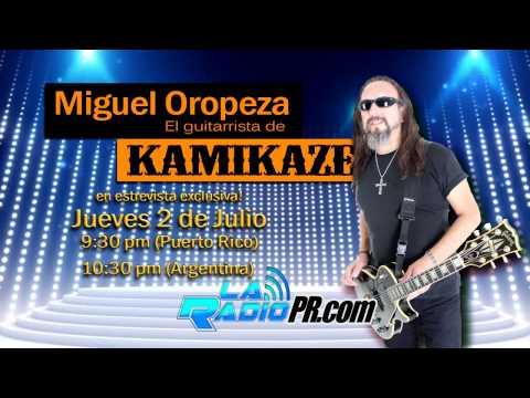 MIGUEL OROPEZA entrevista en el FISU-SHOW - La Radio PR