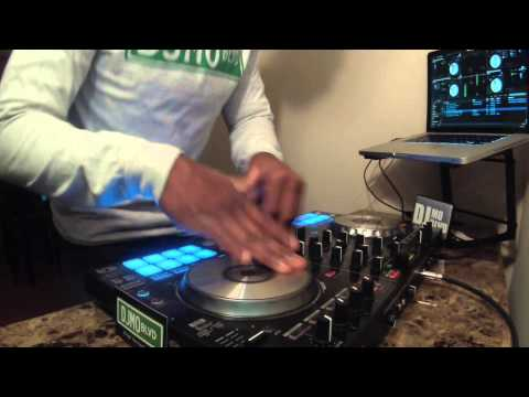 LifeToday: scratches with the pioneer DDJ SR