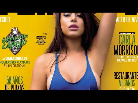 Agosto 2014 En Playboy México video