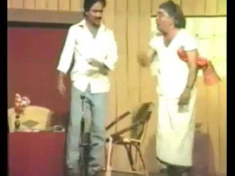 "A Tamil comedy play ""ORU MUDHUMAI OONZALAADUGIRATHU"" -Part I By Creative Fine Arts,Bangalore"