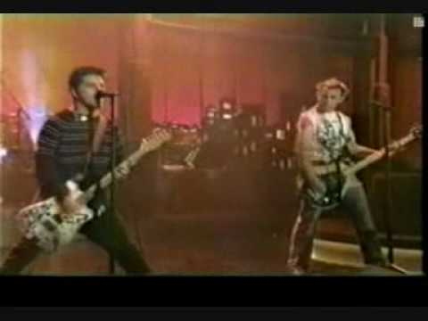 Green Day - Green Day - Walking Contradiction Live @ Letterman