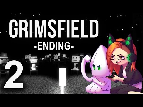 Grimsfield (Point & Click Hipster Game) ~Part 2/Ending~ MUCH AESTHETIC, VERY WAT