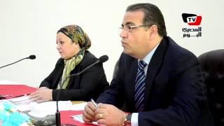 كلمة رئيس جامعة المنصورة في افتتاح معرض الكتاب الدولي