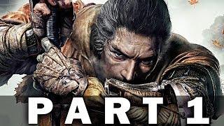 Sekiro: Shadows Die Twice Gameplay Walkthrough Part 1 - Introduction To Hell [PC Sekiro]