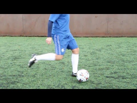 HOW TO SCORE GOALS part 2 - Improve shooting 1 v 1