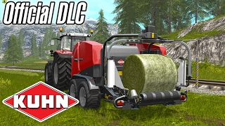 Official KUHN DLC in use (first gameplay)