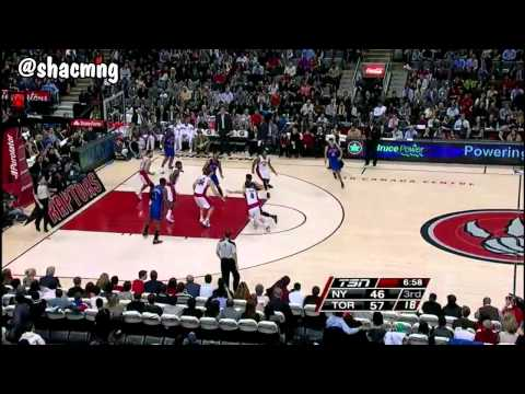[HD]林書豪逆轉暴龍全紀錄 Jeremy Lin Knicks vs Raptors Highlights 2.14.2012