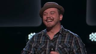 The Voice 2017 Blind Audition   Kenny P  'Hello It's Me'