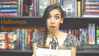 Halloween Book Recommendations