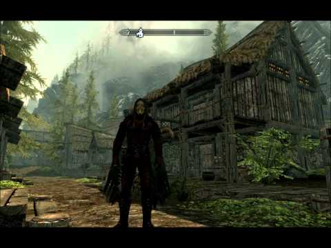 Skyrim Mod Reviews Ep.7- Heavy Armory Weapon Mod by PrivateEye