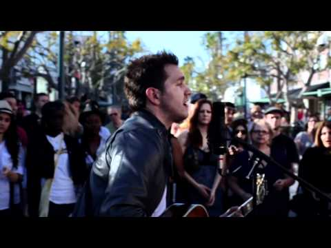 Andy Grammer - Biggest Man in LA (Live on the Promenade) (Album Out Now!)