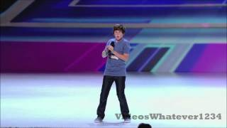 Download Lagu Trevor Moran,Audition,On The X Factor USA Gratis STAFABAND