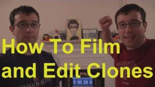 How To Film & Edit (in Sony Vegas) a Clone Video (Urgo's YTO 19 Day 347)