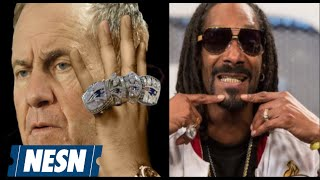 Bill Belichick Tells Snoop Dogg Story