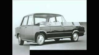 Auto Fiat - Storia