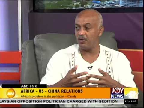 Africa, US, China Relation - AM Talk (19-8-14)