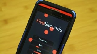 FiveSeconds for BlackBerry 10