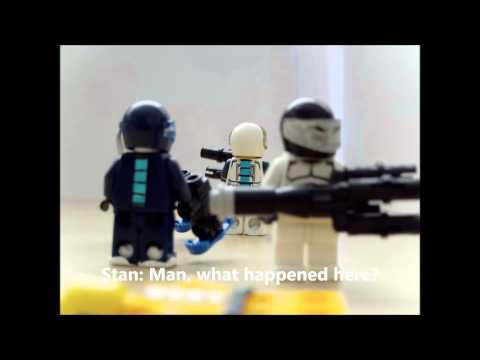 Lego Dead Space Lost Mission