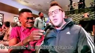 Download Ba Maitres congolais ya Cape town bazopesela avant combat ya Ceinture(EFC)  ya Champion Dalcha 3Gp Mp4