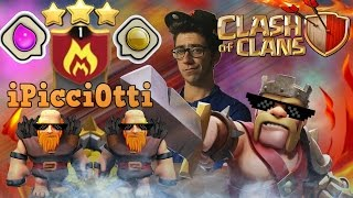 CLASH OF CLANS: APRO IL CLAN!!!! #4