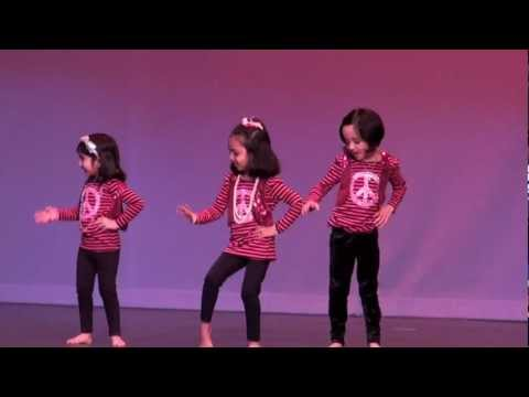 Kolaveri Di - Dance Performance By Kids (hd 1080p) video