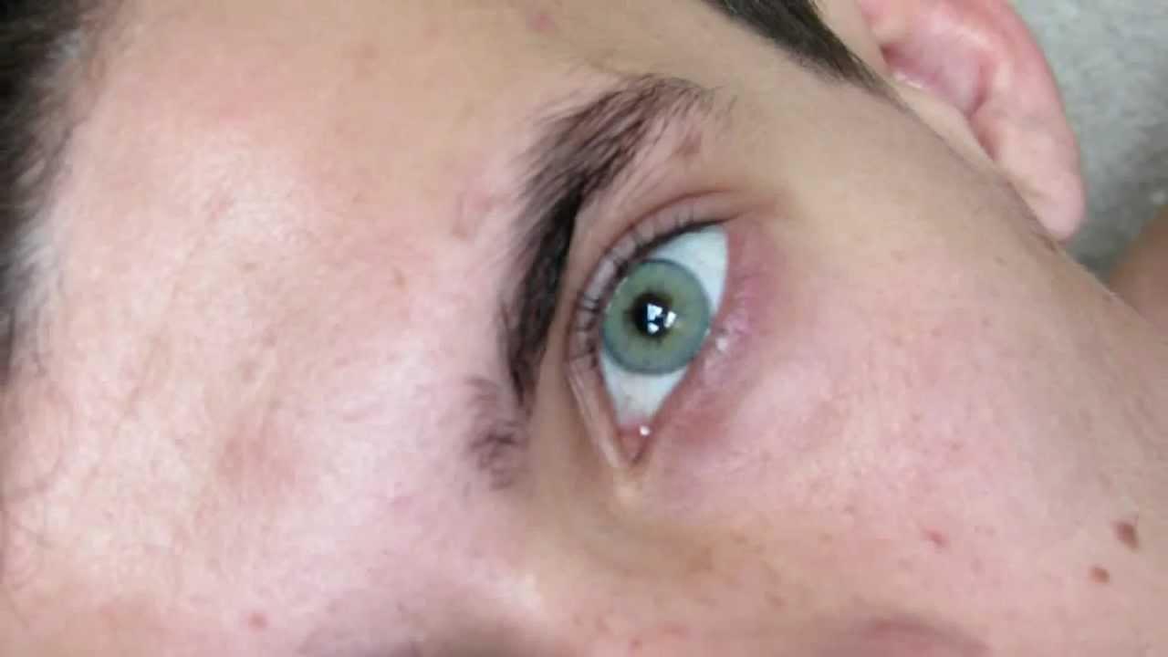 lente contato solotica quartzo sobreposta youtube