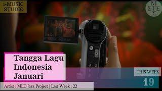 Tangga Lagu Indonesia Terbaru | TOP CHART IRADIO JANUARI 2019 (Week 1)
