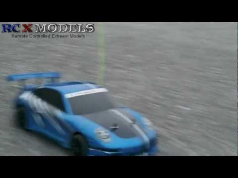 Extreme RC Nitro HIMOTO Porsche On Road Race Car