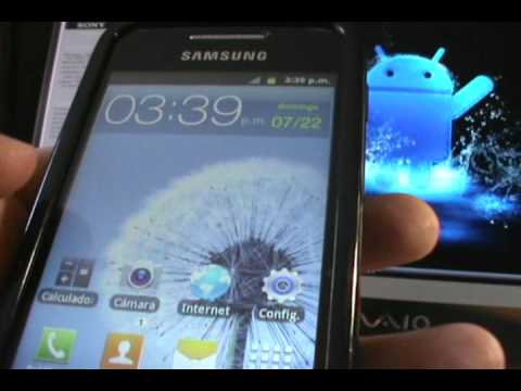 Review Rom S3 v1 - Galaxy Ace S5830/B/L (EspañolMX)