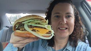 Burger King   Big King XL Live Review!