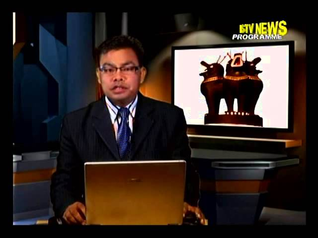 20th.July 2014 3-pm. ISTV Manipuri news