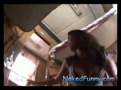 sexy hidden camera prank