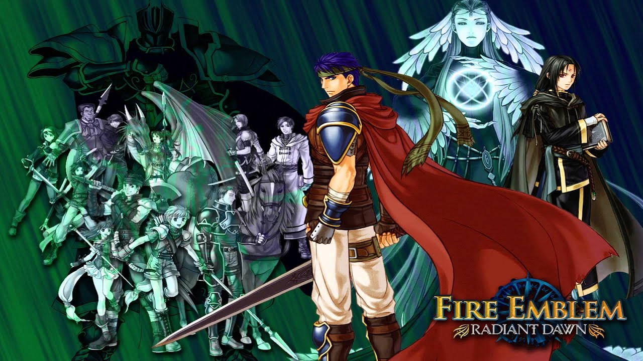 Fire Emblem Radiant Dawn Wallpaper Cdv 113 Fire Emblem Radiant