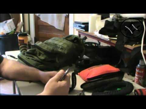 EDC BOB SHTF Bug Out Bag 72hr Survival Kit Bush Craft Bushcraft Pack Zombie