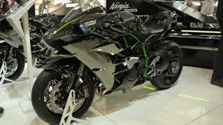 2015 Kawasaki Ninja H2 - EICMA 2014